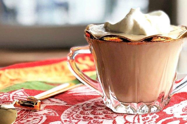 Frappuccino Yogurt Shake