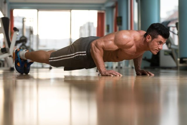 Push-Up: A Rotator Cuff Exercise