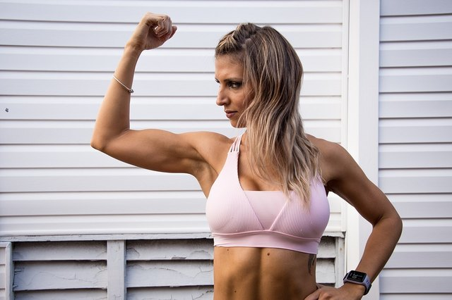 Build more strength with bodyweight training at home.
