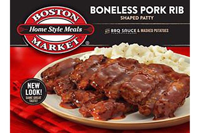 Boston Market Boneless Pork Rib