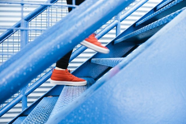 You can do a step workout on stairs or a StairMaster.