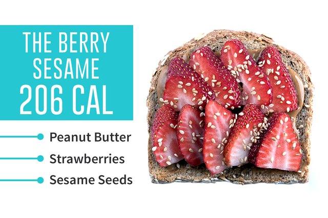 The Berry Sesame