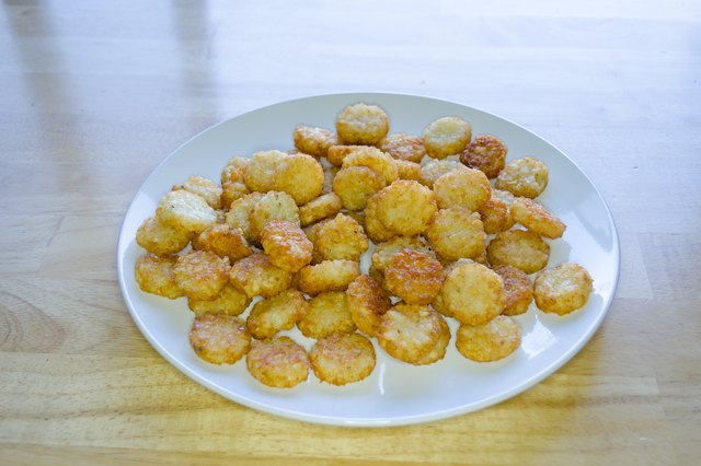 Cooking Instructions for Frozen Tater Tots