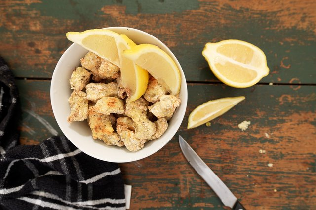 How to Bake Catfish Nuggets