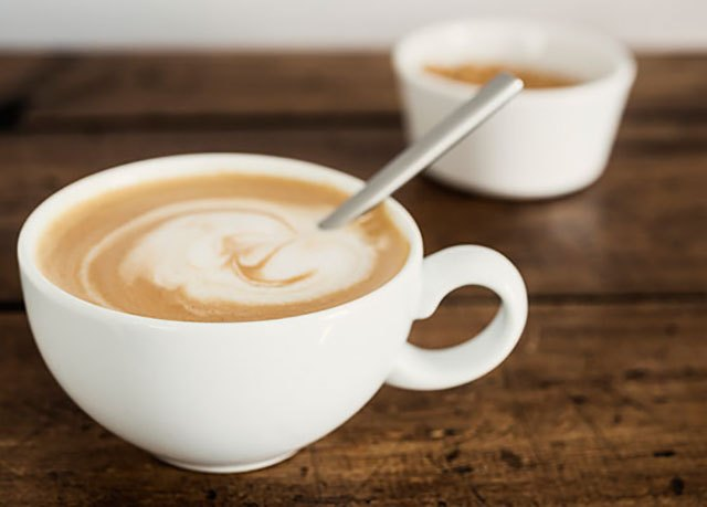 Prepare this latte at home and you can make sure it will be free of carrageenan and mono- and diglycerides!