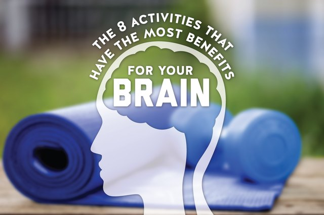 Exercise is just as important for your brain as it is for your body.