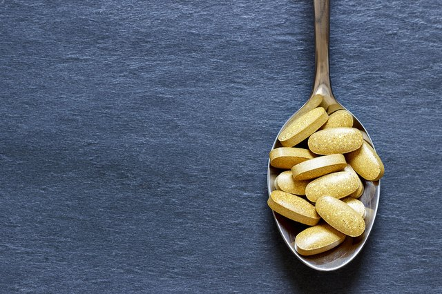 A vitamin a day may not keep the doctor away.