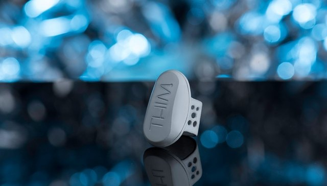 Pill shaped sleep monitoring device
