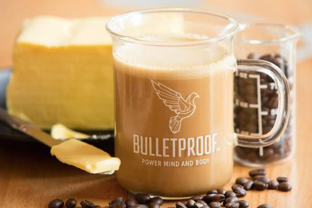 Drinking Bulletproof coffee in the morning is one way to biohack your best self.