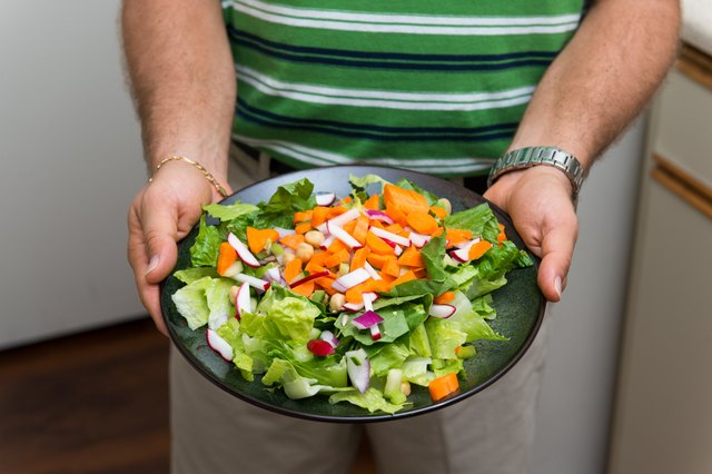 """""""I adopted a diet that focused on whole foods like fruits, vegetables, lean meats and nuts."""""""