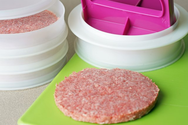 How to Grill Frozen Beef Patties