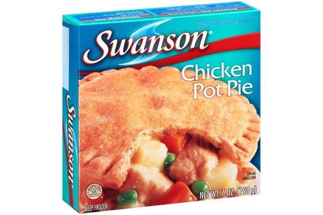 Swanson Chicken Pot Pie