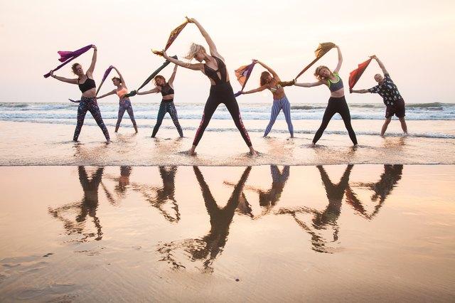 Vogue + Yoga = Voga