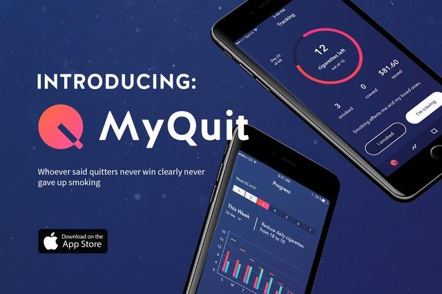 New MyQuit Coach App