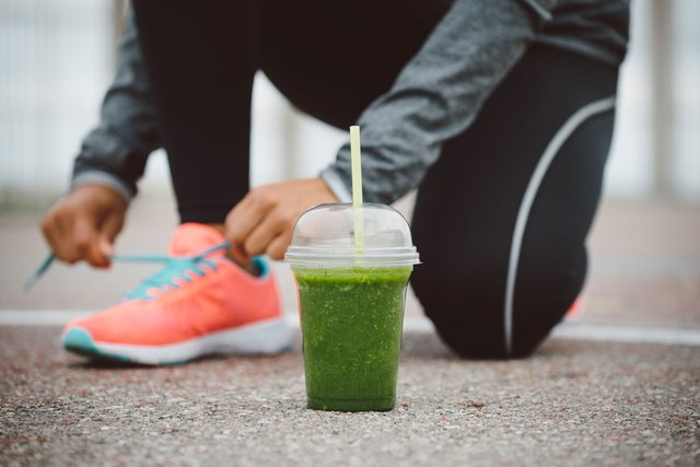 Charcoal prevents all the vitamins and minerals in your green juice from being absorbed.