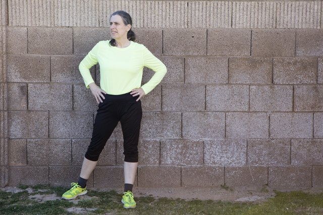 """""""Today I do my strength-training videos three days a week and walk between three and seven miles a day six days a week."""""""