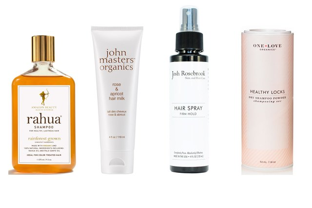 Best safe hair products.