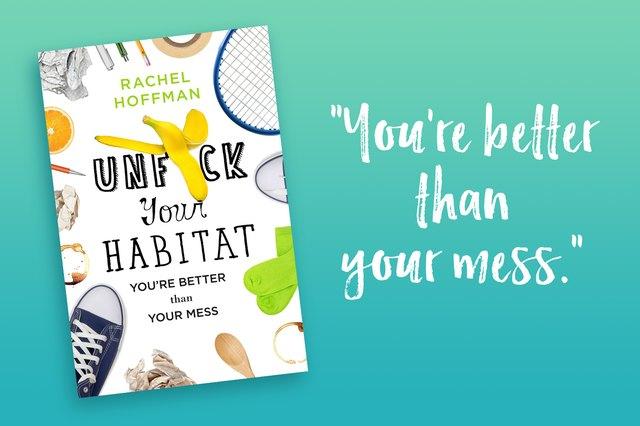 """Unf*ck Your Habitat"" by Rachel Hoffmann"
