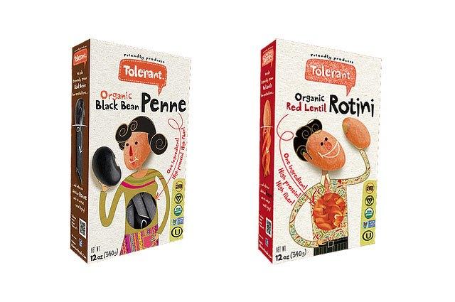 Tolerant Organic Black Bean and Red Lentil