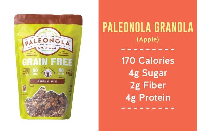 Paleonola Apple Pie granola
