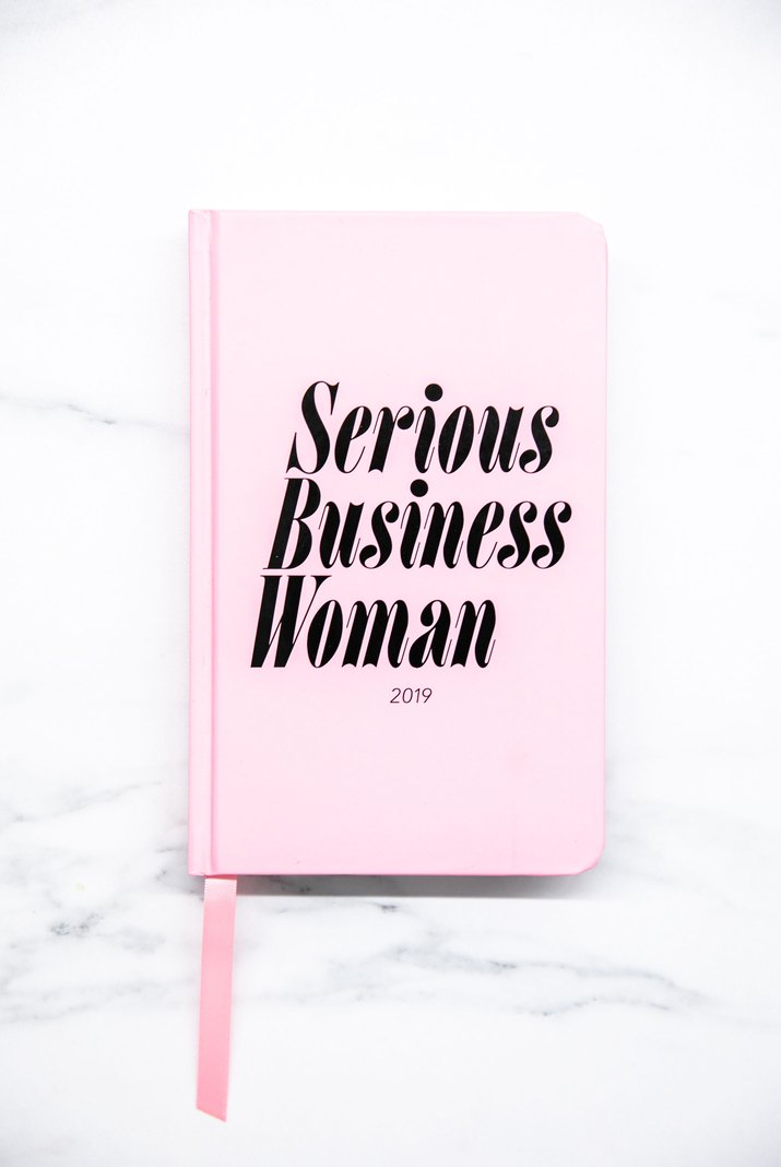 ban.do serious business woman planner