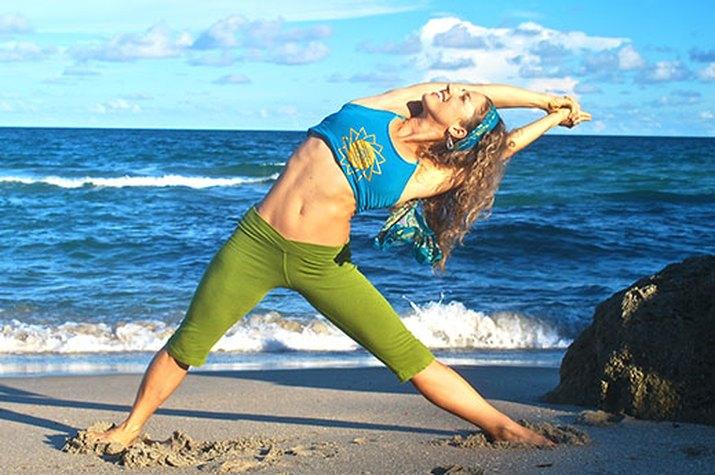 Yoga Series - Triangle