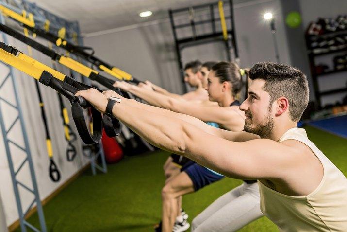 Elastic Rope exercises