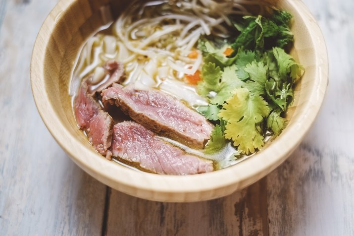 Pho Ingredients, Thailand's Soup