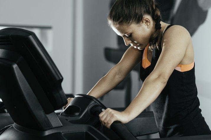 Trreadmill Exercising