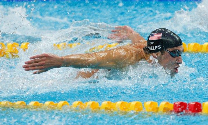 Olympics Day 9 - Swimming