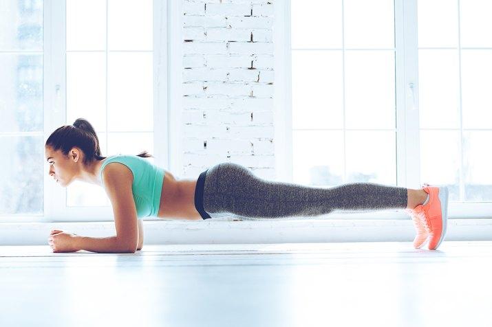Perfect plank.