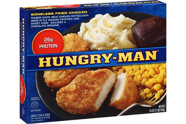 Hungry-Man Boneless Fried Chicken