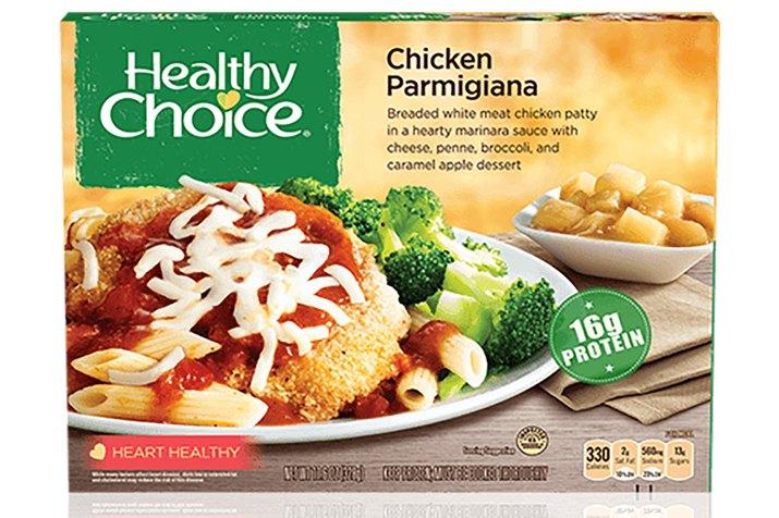 Healthy Choice Chicken Parmigiana