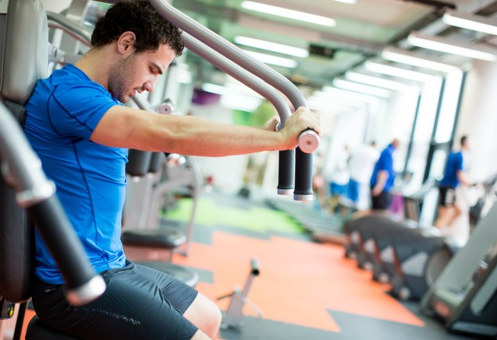 Hit the gym more often for shorter, more intense sessions.