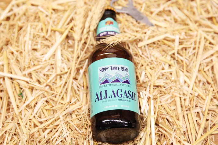 Allagash Brewing Hoppy Tale Beer