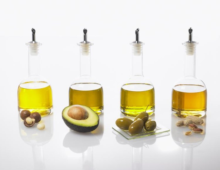 Monounsaturated Fats - foods such as avocado oil that make up healthy fats.