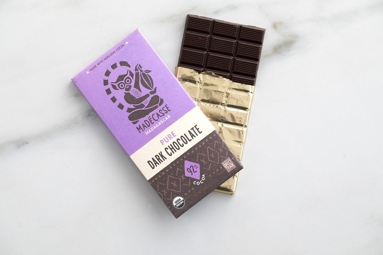 Madécasse Dark Chocolate
