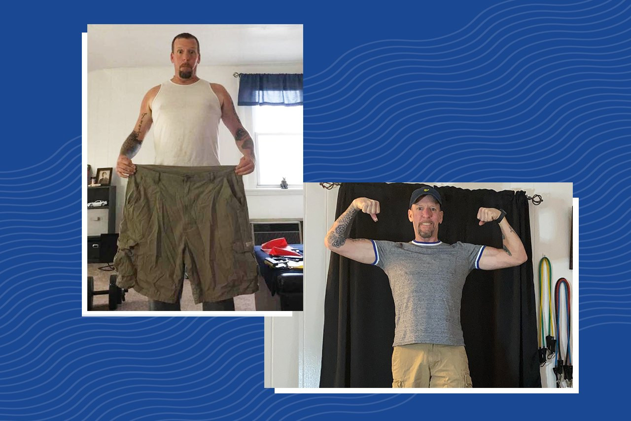 'I Lost 100 Pounds in a Year by Walking and Cutting Processed Foods'