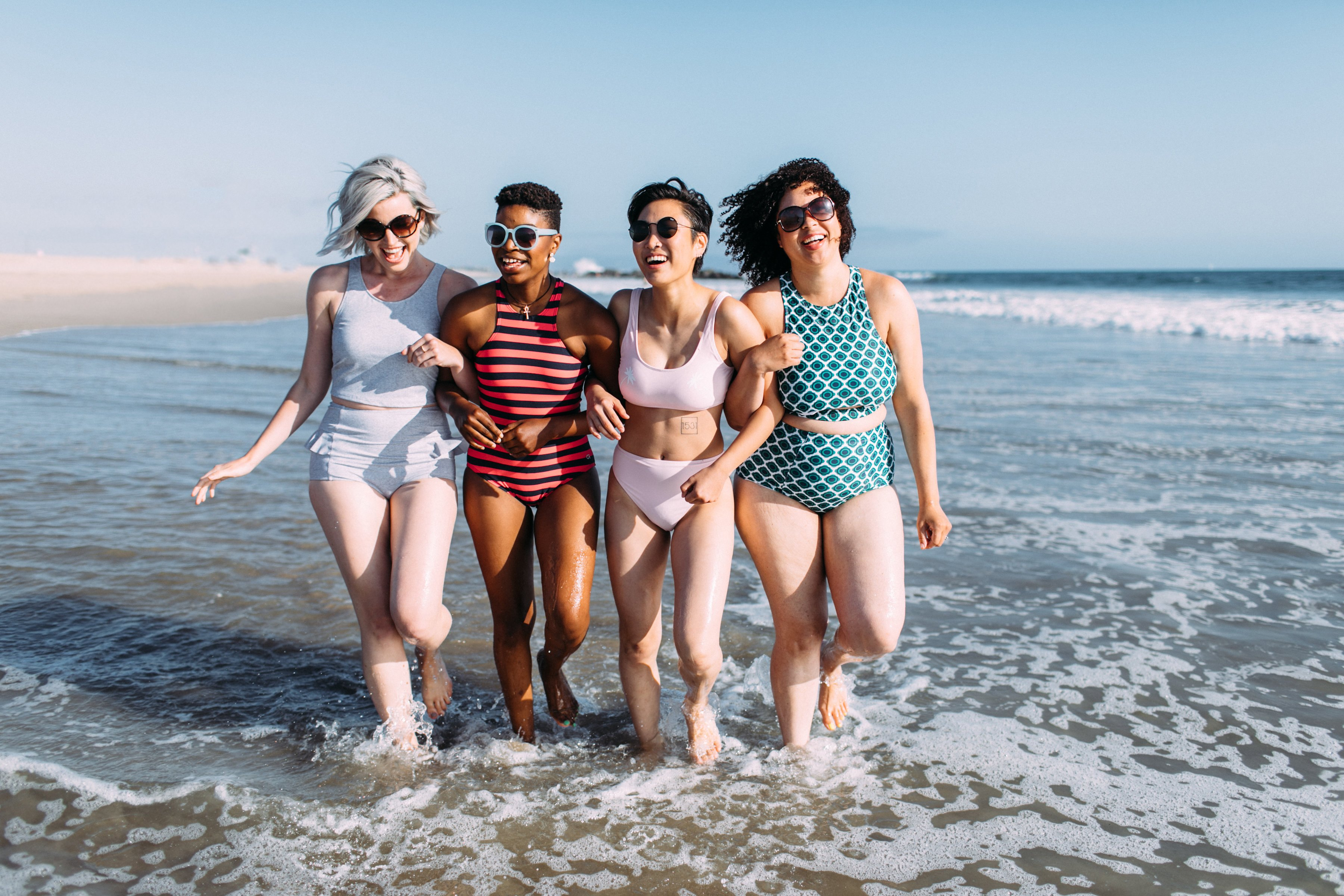 The Best Bathing Suits for Different Body Types
