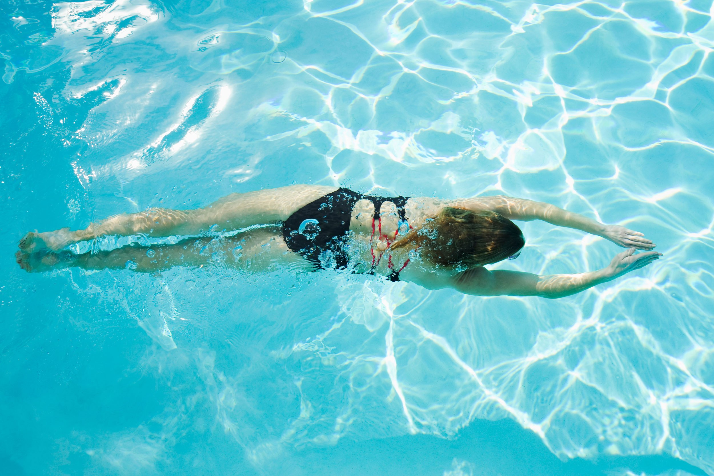 This Pool Workout Will Help You Get Fit and Stay Cool All Summer, No Swimming Necessary