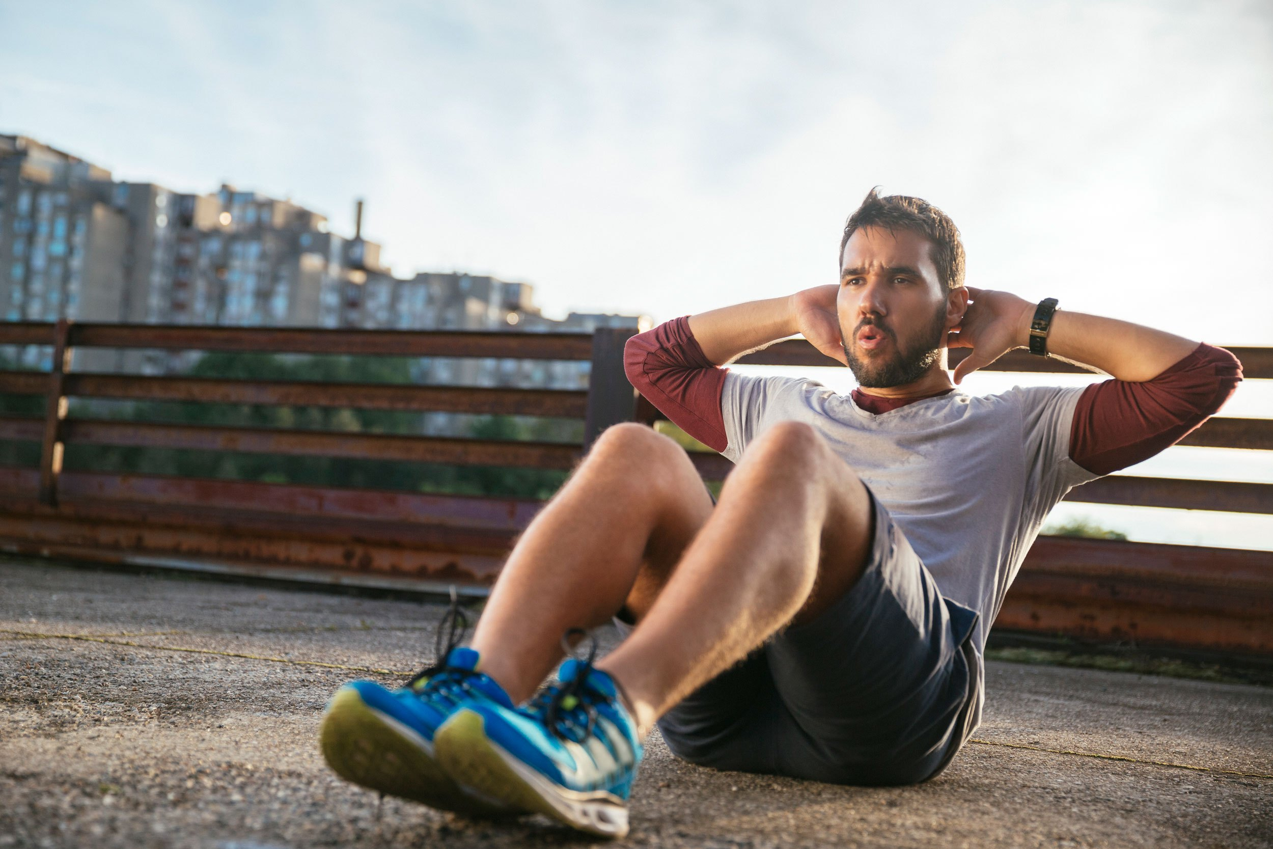 The Best (and Safest) Ways to Burn Belly Fat for Men