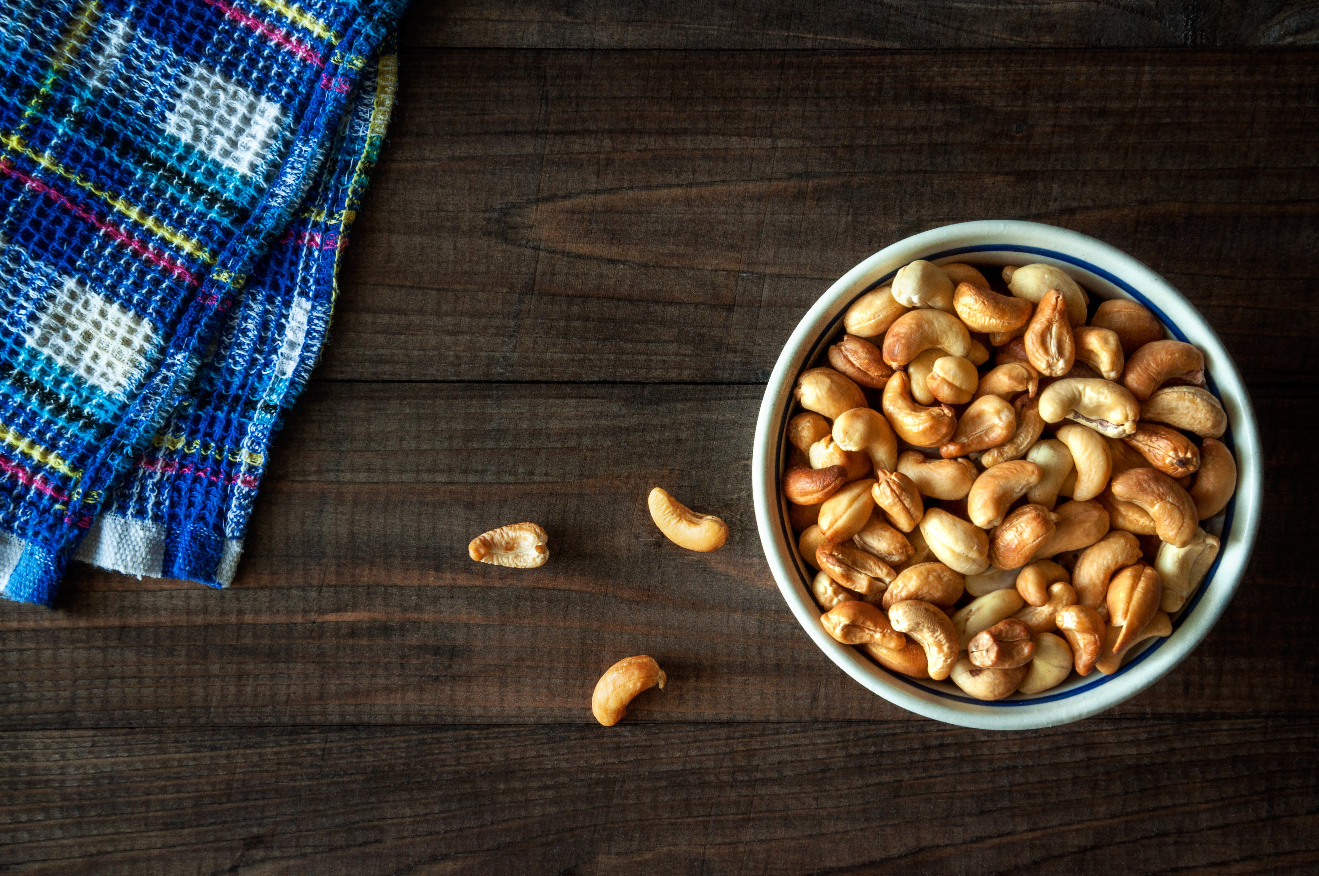 Is There a Link Between Acne and Eating Cashews?