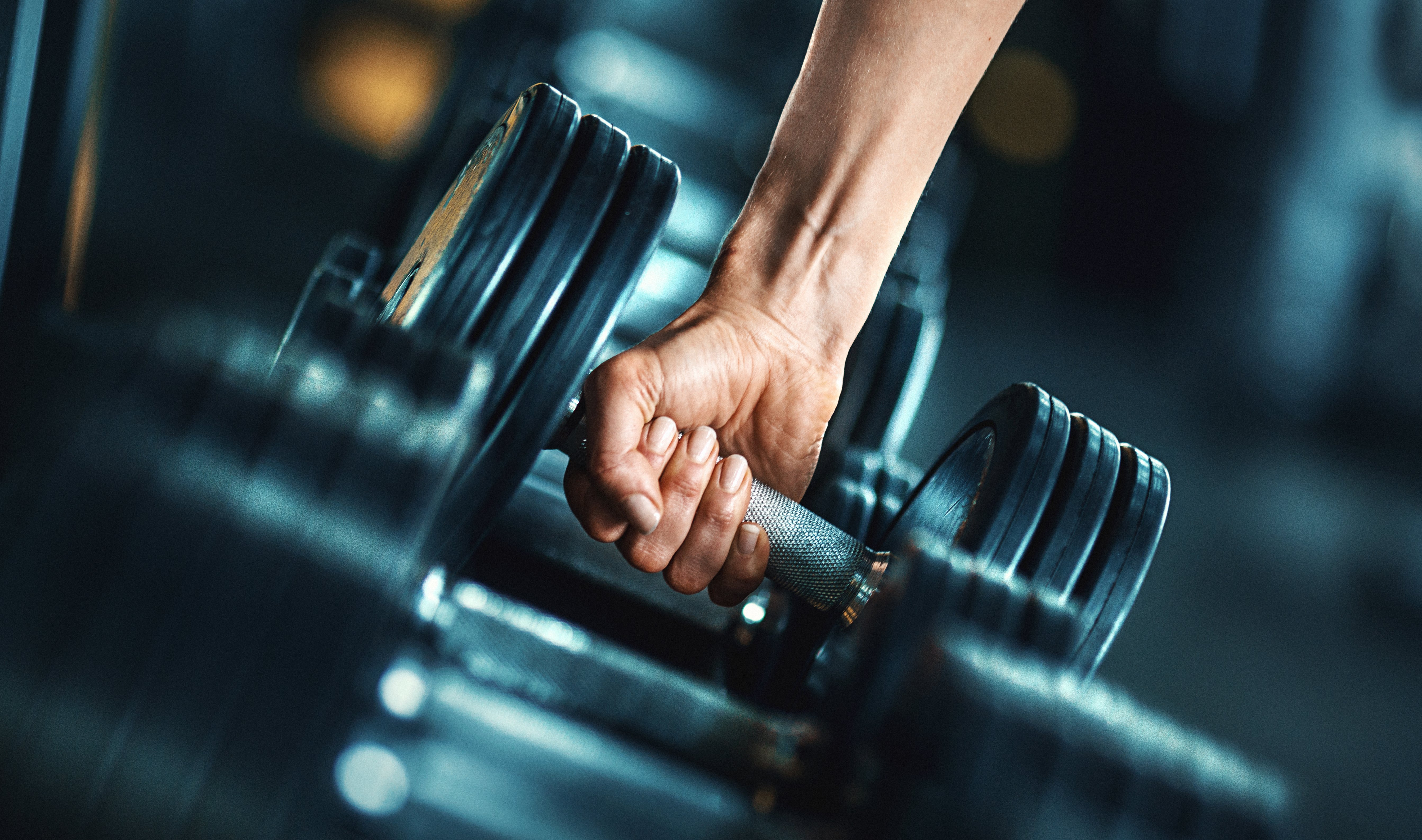 What Muscles Do Dumbbell Pullovers Work?