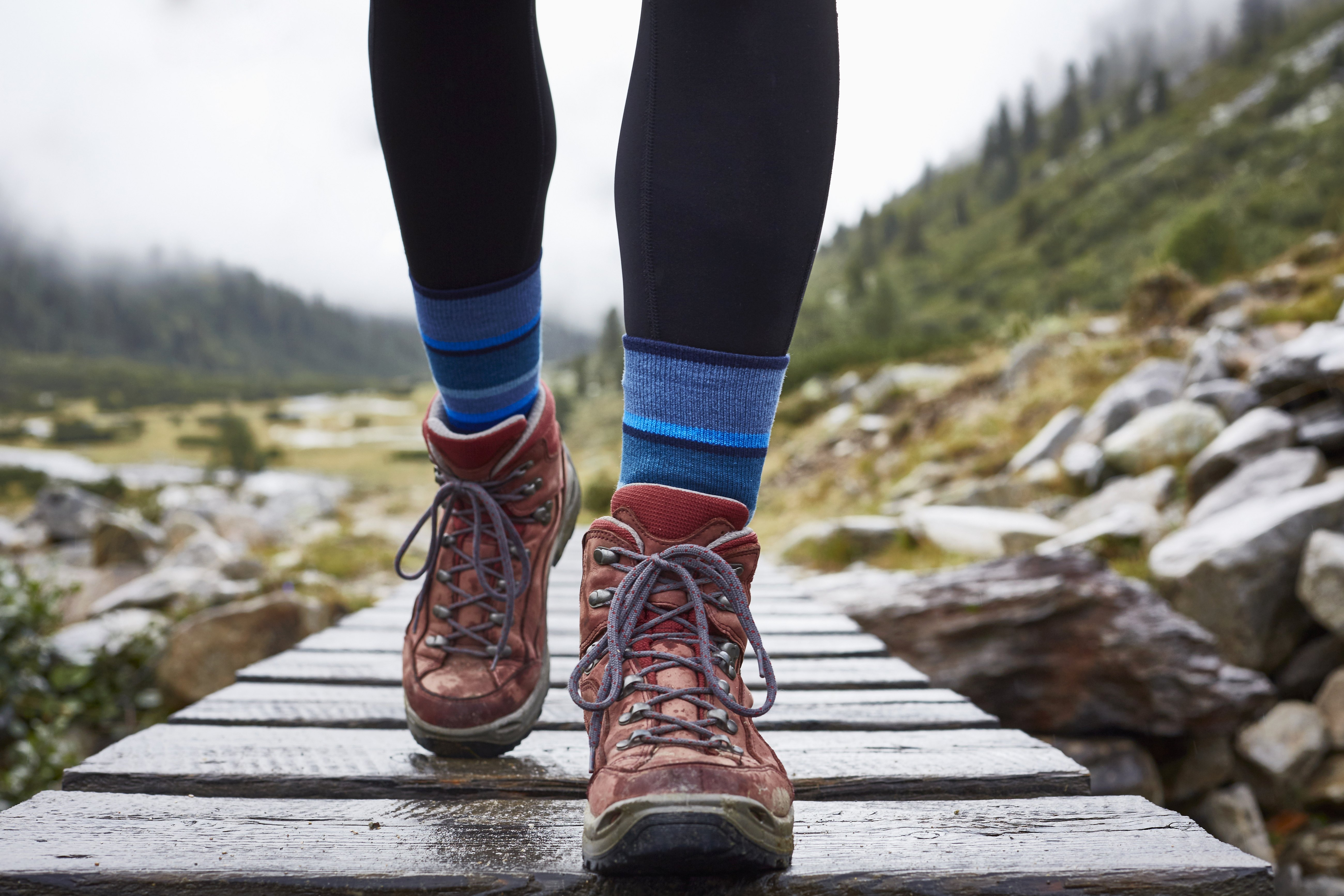 The Best Hiking Boots for Every Kind of Trail