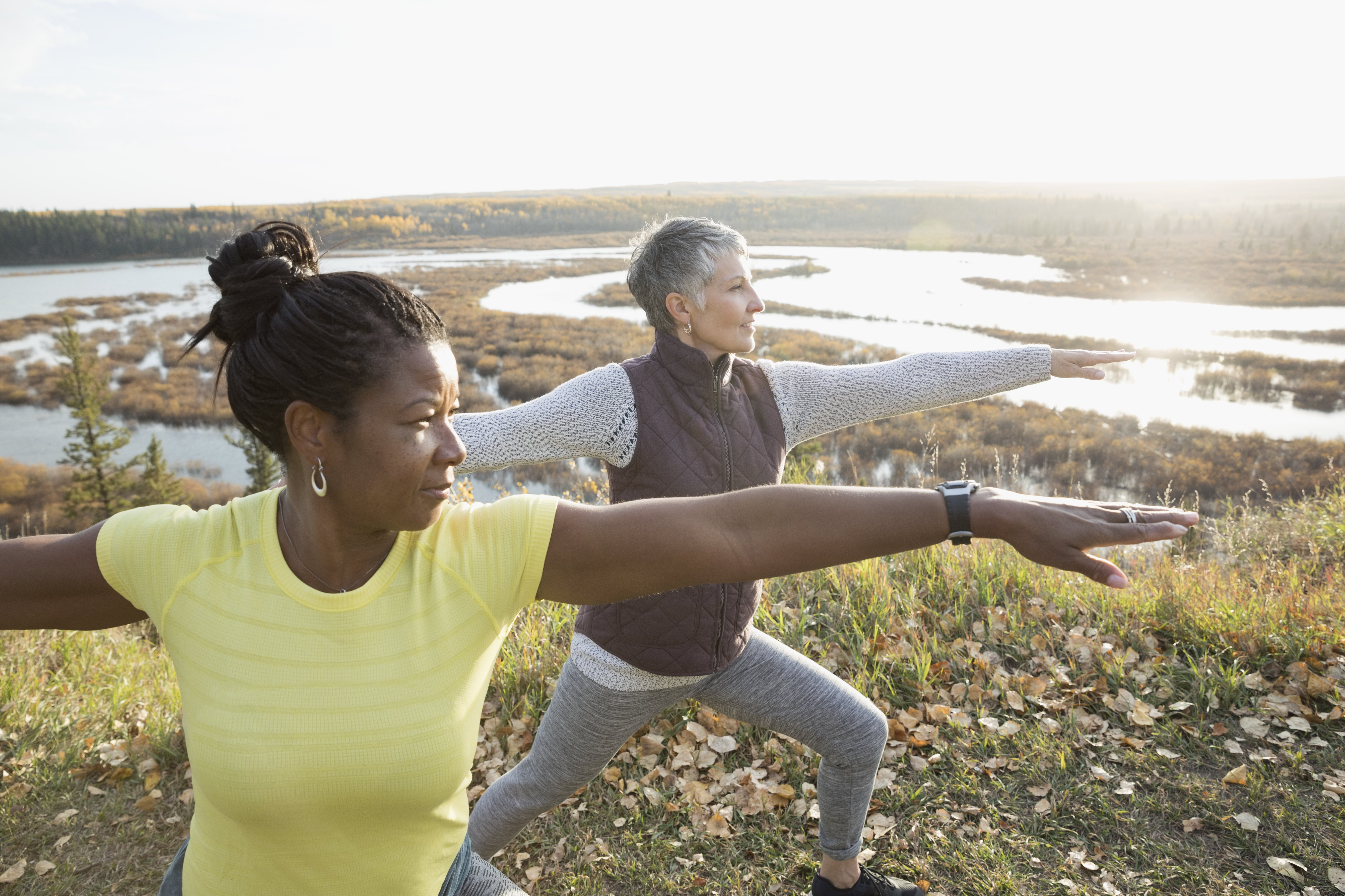 How to Improve Your Balance — and Why It's So Important