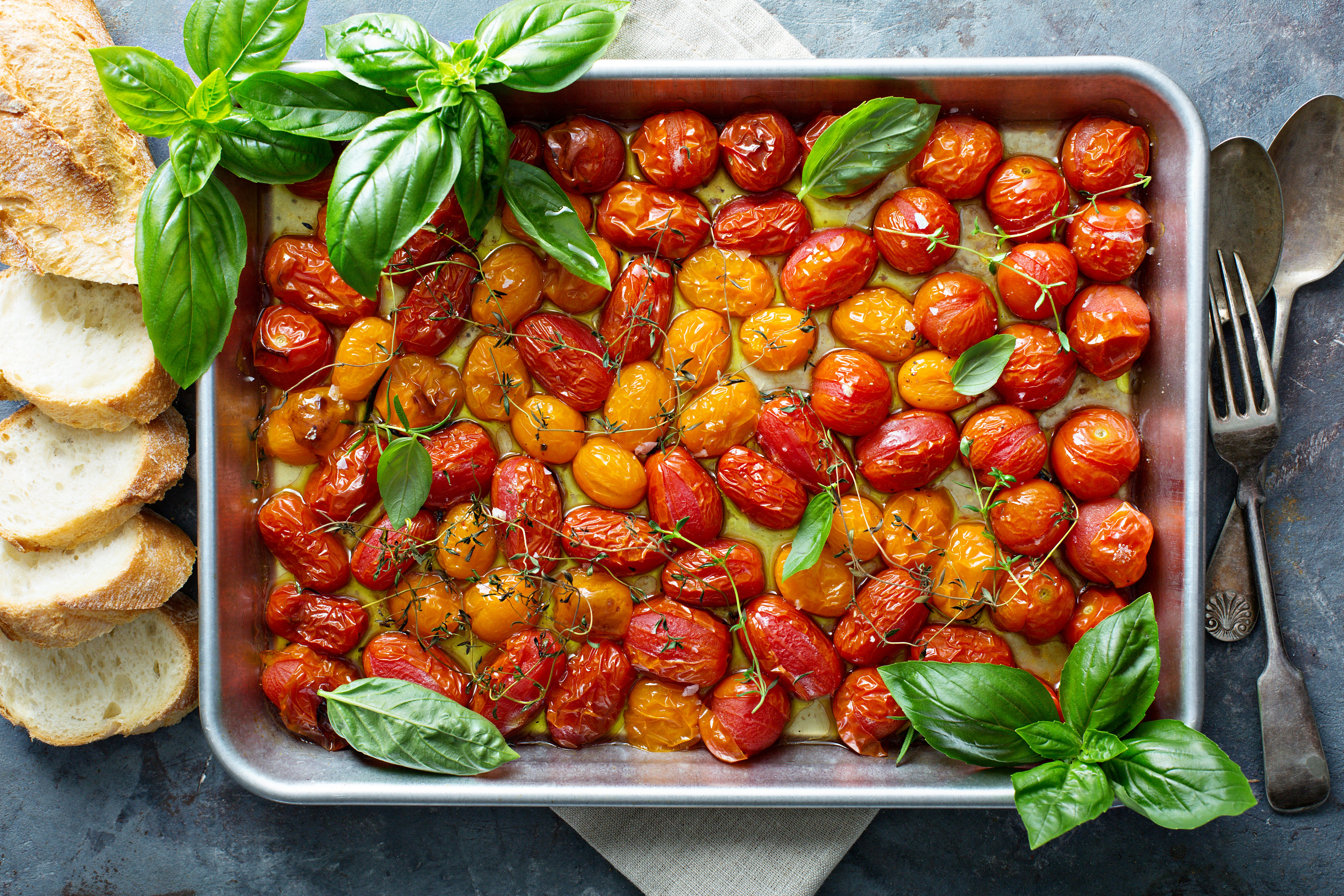 A Brilliant Way to Use Up All Your Tomatoes — That Aren't Salad