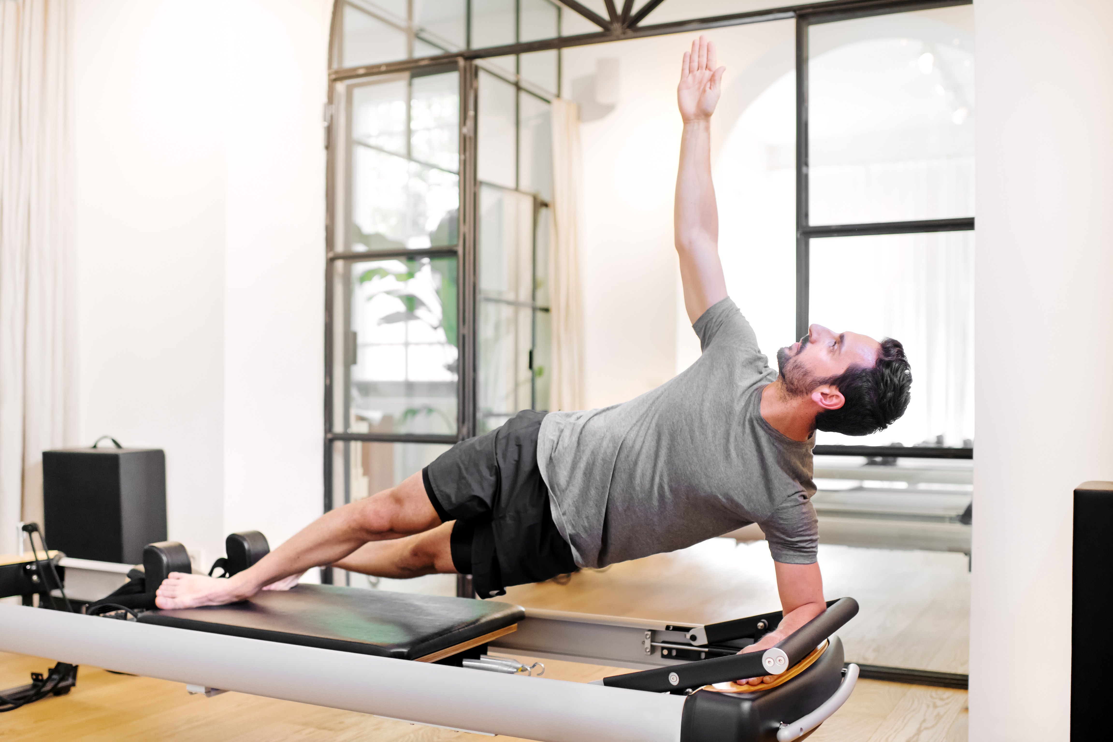 Yep, Guys Can (and Should) Do Pilates Too!