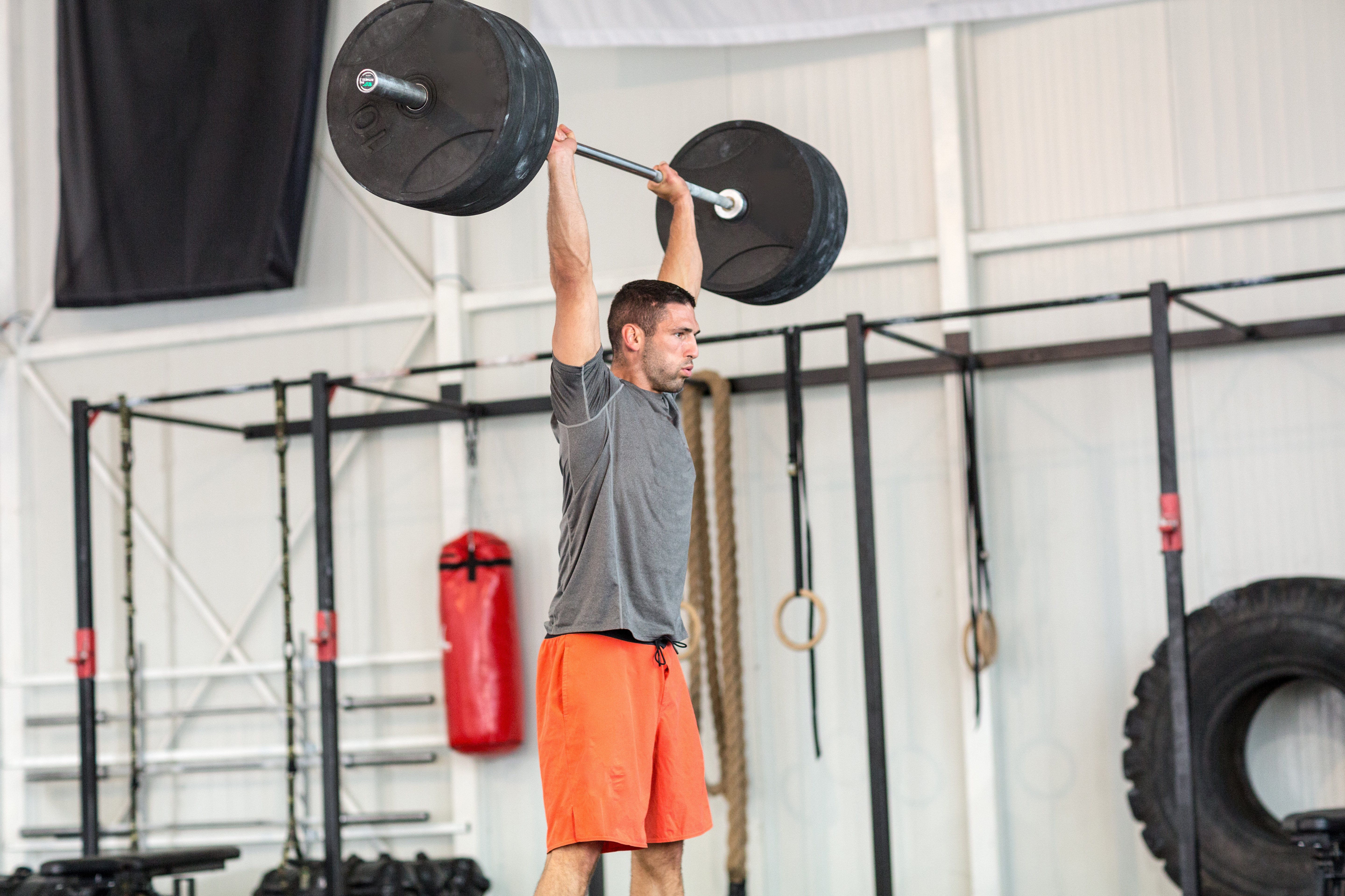 9 of the Best Barbell Exercises for Every Major Muscle