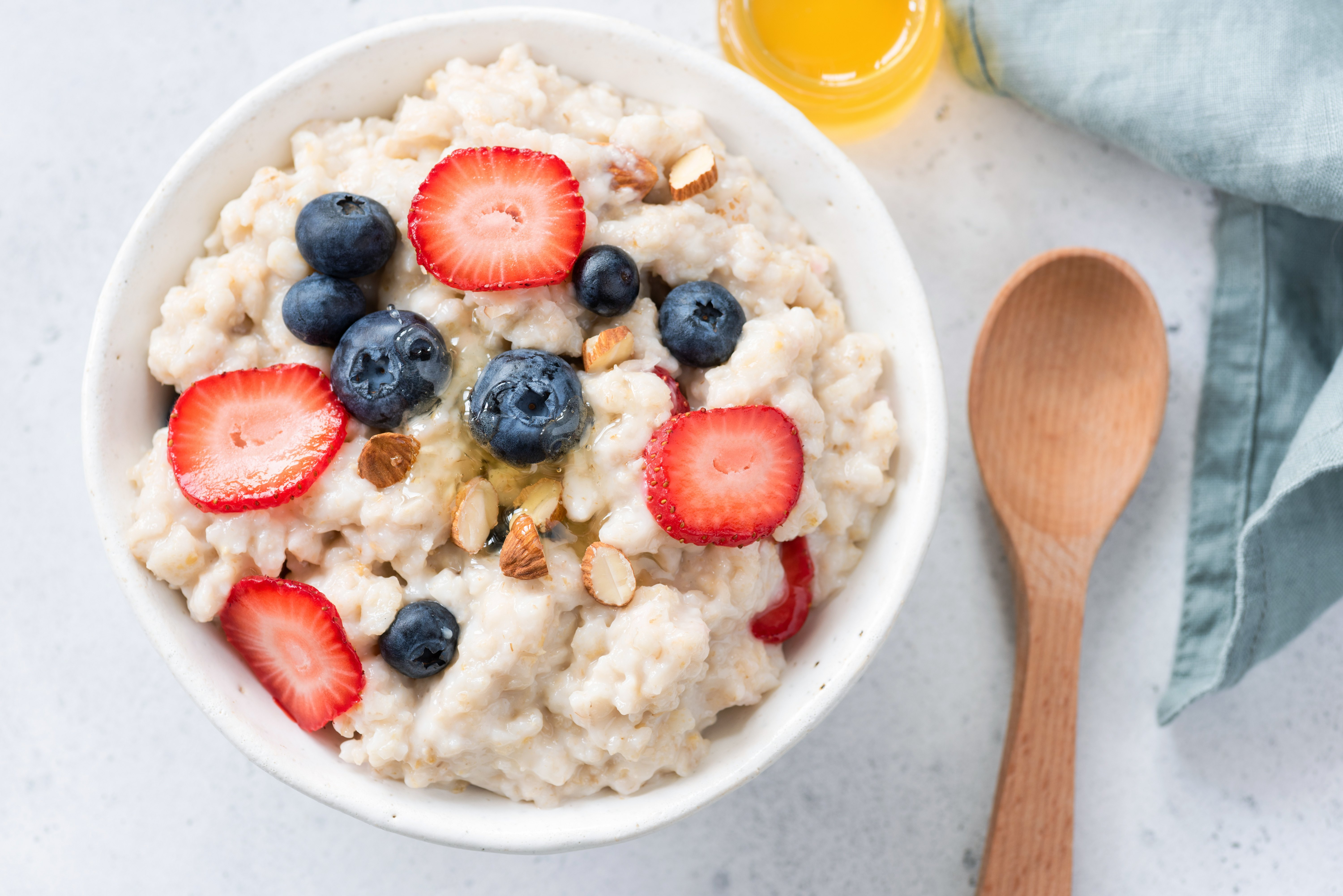 The Abs Diet for Breakfast
