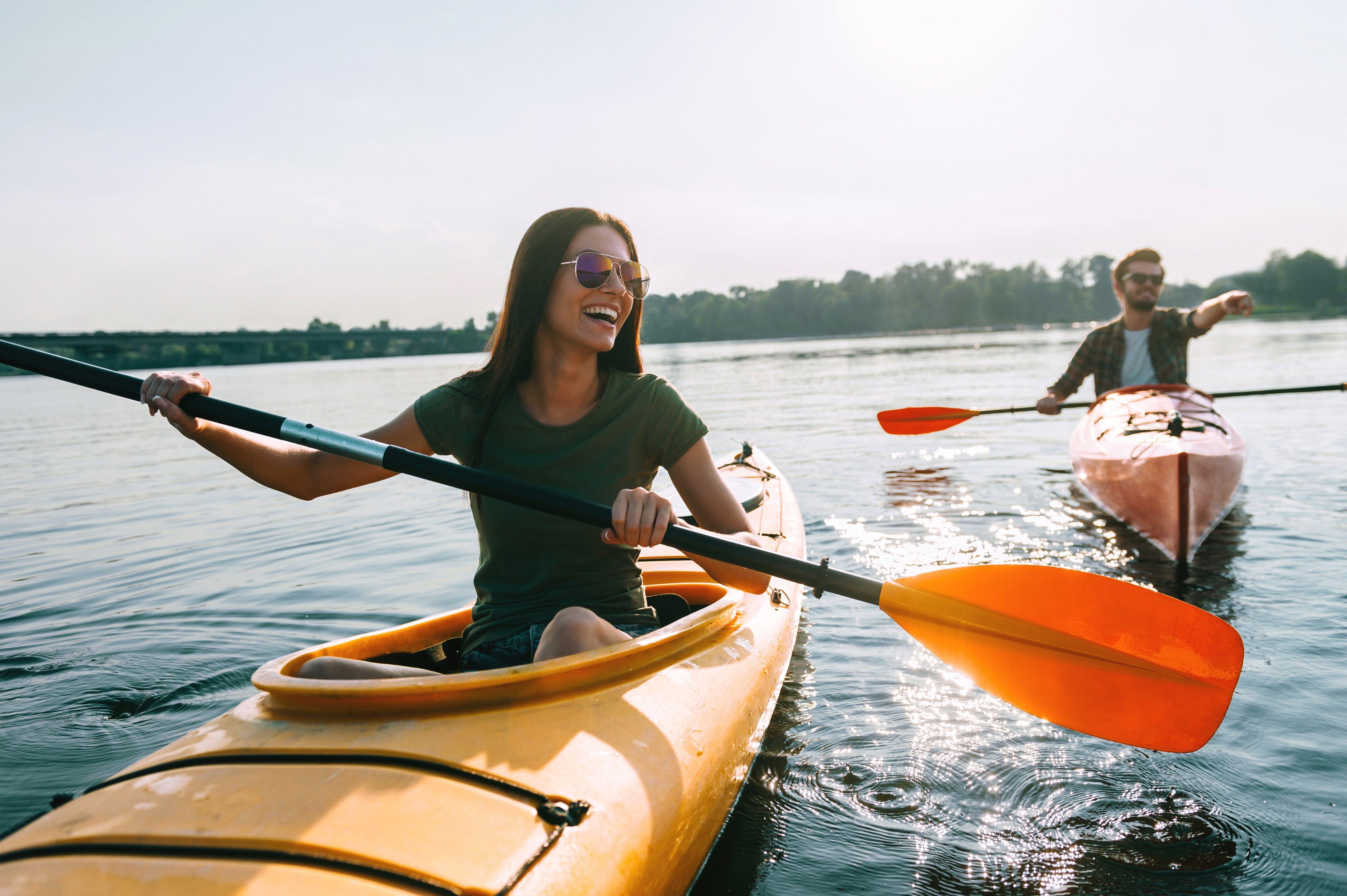 7 Fun Summer Activities That Burn the Most Calories